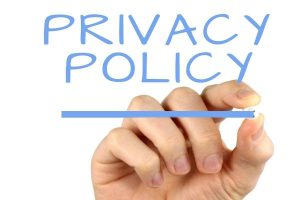 Privacy en 'notice and consent'